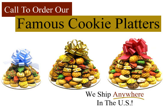 Chimirris Cookie Platter Image